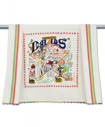 DALLAS DISH TOWEL