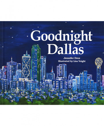 GOODNIGHT DALLAS BOOK