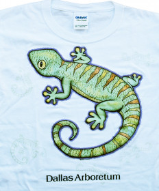 MAGIC T-SHIRT YOUTH BIG GECKO