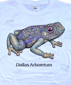 MAGIC T-SHIRT-YOUTH FROG