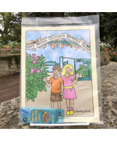 RORY MEYERS CHILDREN'S GARDEN COLORING BOOK