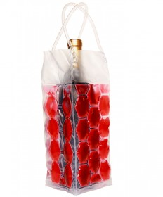RED 4 SIDED COOL SACK