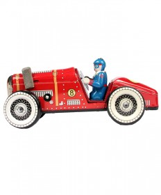 COLLECTIBLE TIN TOY ROADSTER